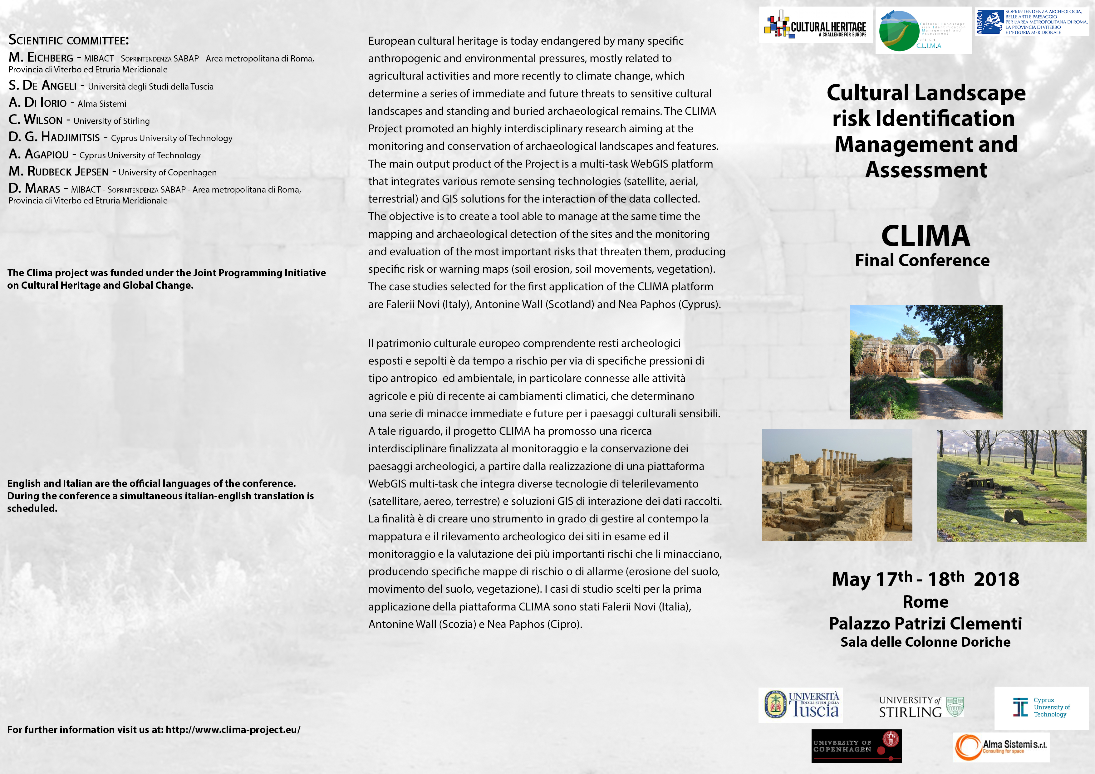 CLIMA_Brochure_Esterno
